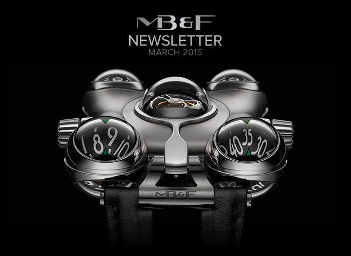 MB&F: Heading to Basel