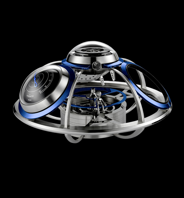 co-creations by MB&F