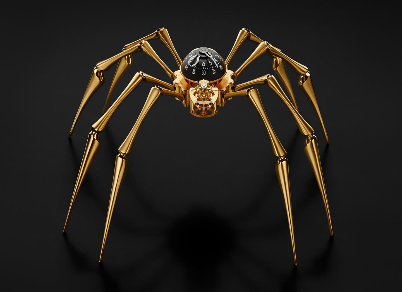 Arachnophobia Co Creations Machines Maximilian