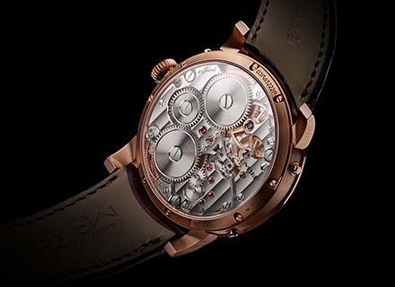 LM Perpetual<br/>Back Red Gold