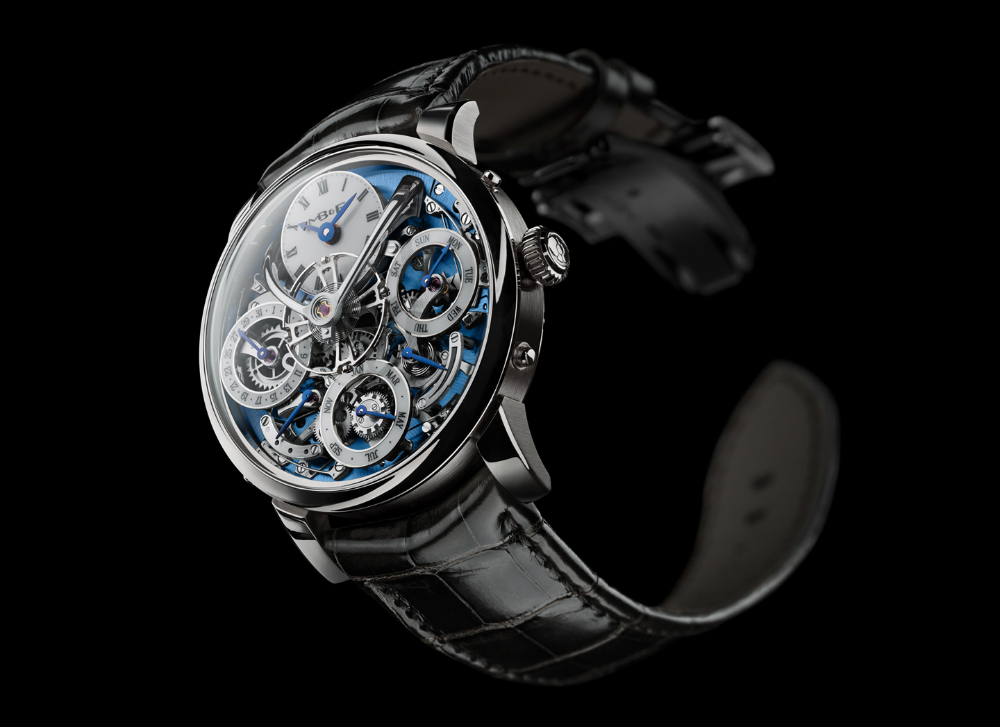 LM Perpetual - Legacy Machines - Machines - Maximilian ...