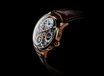 LM Perpetual<br/>Profile Red Gold