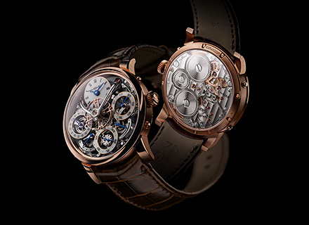 LM Perpetual<br/>Red Gold