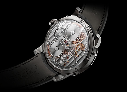 LM Perpetual<br/>Back White Gold