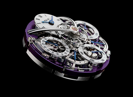 LM Perpetual<br/>Engine White Gold Purple 1