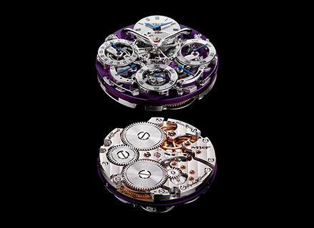 LM Perpetual<br/>Engine White Gold Purple 2