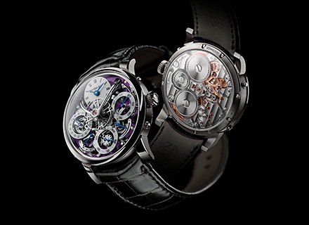 LM Perpetual<br/>White Gold Purple