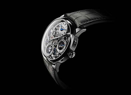 LM Perpetual<br/>Profile White Gold
