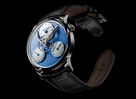 LM Split Escapement<br/>Front WG Blue