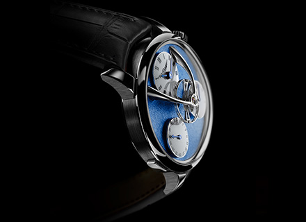 LM Split Escapement<br/>Profile WG Blue