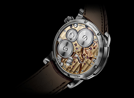LM Split Escapement<br/>Back WG Yellow