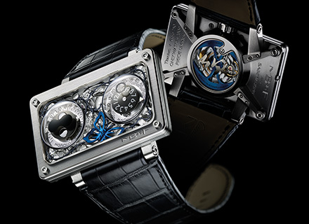 HOROLOGICAL MACHINE No.2 ONLY WATCH