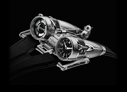 HOROLOGICAL MACHINE No.4 ONLY WATCH