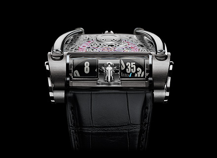 HOROLOGICAL MACHINE No.8 ONLY WATCH