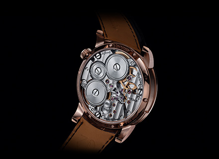MB&F x EDDY JAQUET<br>Back