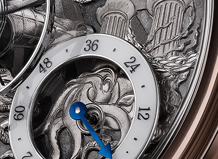MB&F x EDDY JAQUET<br>Close up 10