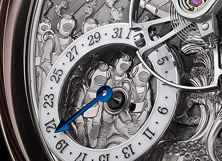 MB&F x EDDY JAQUET<br>Close up 11