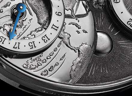 MB&F x EDDY JAQUET<br>Close up 2