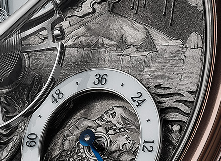 MB&F x EDDY JAQUET<br>Close up 4