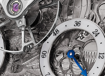 MB&F x EDDY JAQUET<br>Close up 9