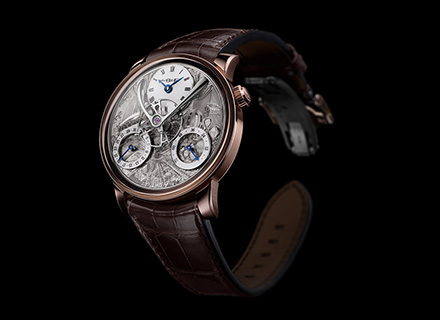 MB&F x EDDY JAQUET<br>Robur the Conqueror