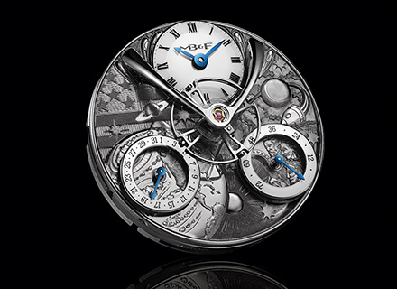 MB&F x EDDY JAQUET<br>Movement