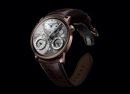 MB&F x EDDY JAQUET<br>From the Earth to the Moon - Front