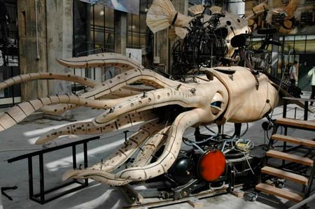 Nantes squid