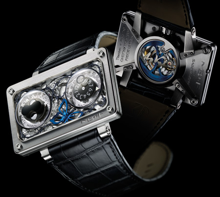MB&F HM2 Only Watch Sage Vaughn