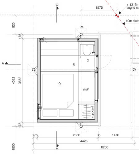 Maximilian b sser and friends for Micro compact home floor plan