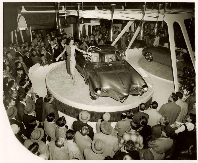1956 General Motors Motorama