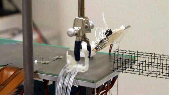 Как дома сделать микро робота видео
