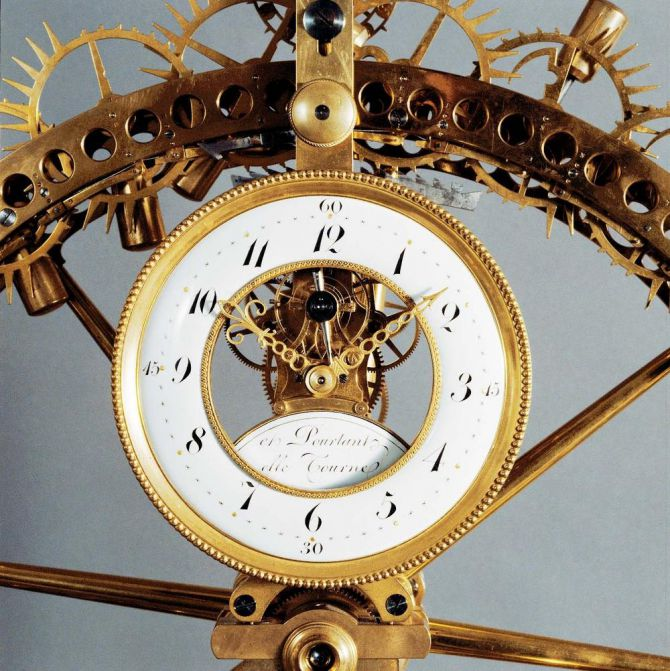 The whole system was modelled on a perpetual motion pretender that had ...