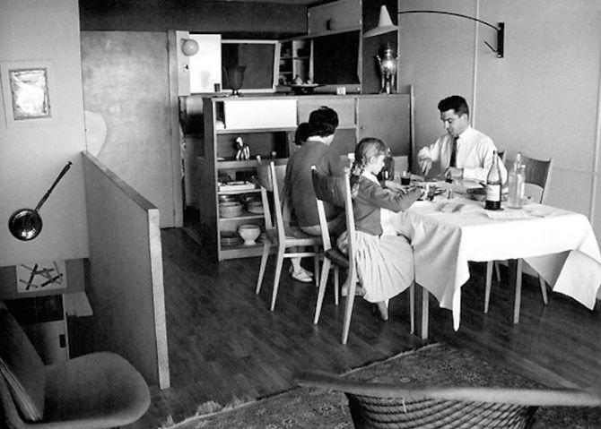 A parallel world for Type d habitation en france