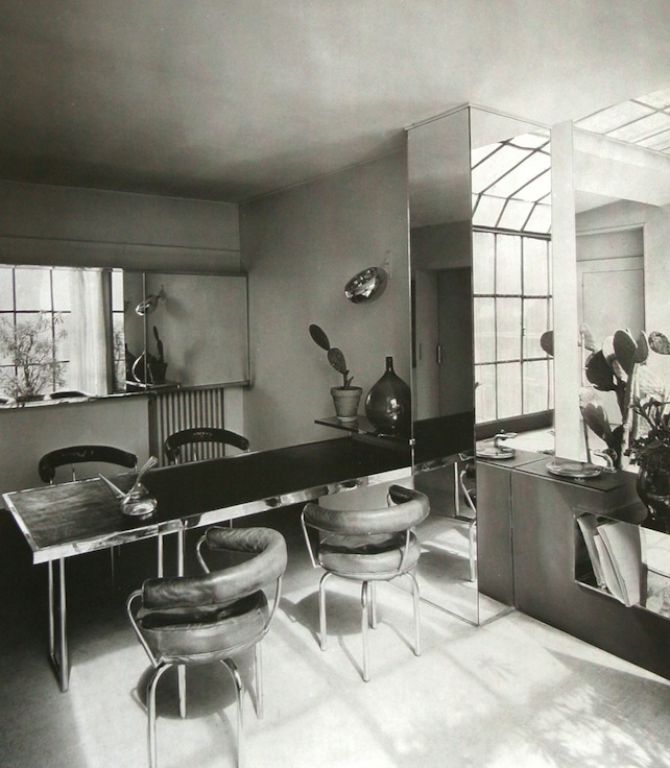 A parallel world - Meuble charlotte perriand ...