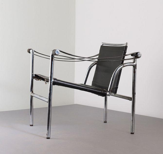 B301 Sling Back Chair